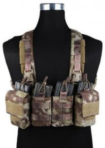 Emerson kamizelka Chest Rig M4 Kryptek Highlander EM7450E