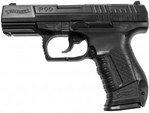 Umarex Pistolet ASG Walther P99 2.5543