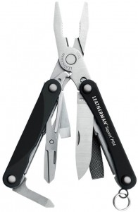 Leatherman Squirt PS4 Black Multitool 831233