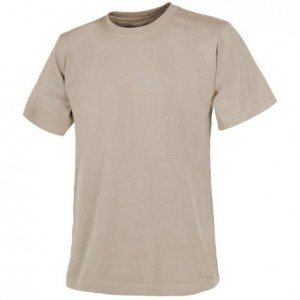 Helikon T-Shirt Cotton Khaki TS-TSH-CO-13