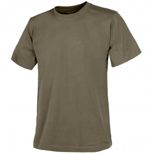 Helikon T-Shirt Cotton Olive Green TS-TSH-CO-02