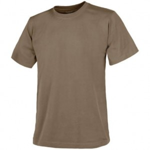 Helikon T-Shirt Cotton US Brown TS-TSH-CO-30