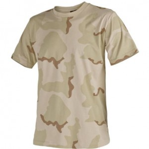 Helikon T-Shirt Cotton US Desert TS-TSH-CO-05