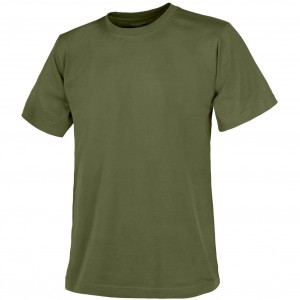 Helikon T-Shirt Cotton US Green TS-TSH-CO-29