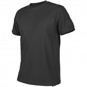 Helikon T-Shirt Tactical TopCool Czarny TS-TTS-TC-01