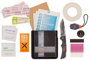 Gerber Zestaw survivalowy Scout Essentials Kit Bear Grylls