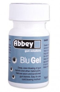 Abbey Blue Gel Oksyda w żelu do broni