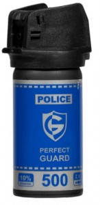 Police Perfect Guard 500 Żel Gaz pieprzowy 50ml