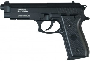 Cybergun Swiss Arms SA92 Wiatrówka CO2 4.5mm 288028
