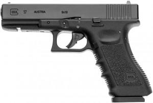 Umarex GBB Glock 17 Replika ASG CO2 6mm 2.6428