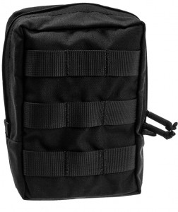 Helikon Kieszeń  General Purpose Cargo Pouch Black MO-U05-CD-01