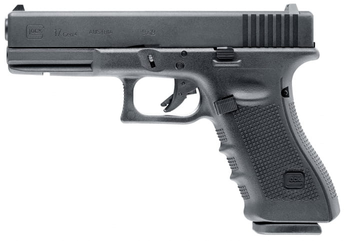 Umarex GNB Glock 17 Replika ASG Gen4 CO2 6mm 2.6411