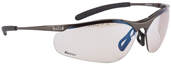 Bolle Safety CONTOUR Metal ESP - CONTMESP Okulary ochronne
